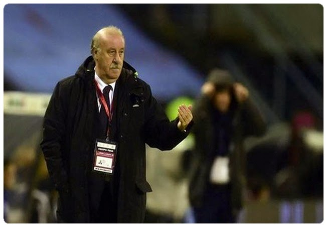 Del Bosque stated to be tolerant on the field