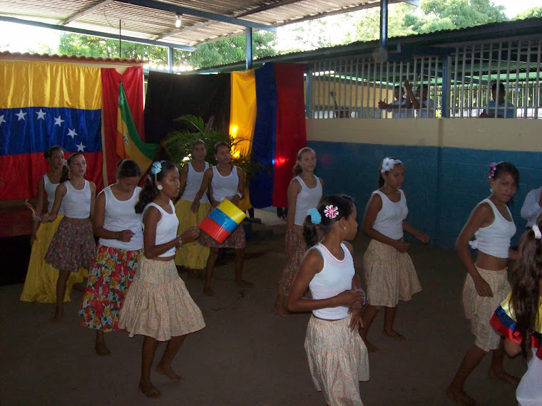 DANZA: VIVA VENEZUELA