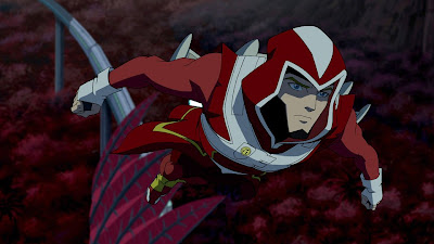 Adam Strange em Young Justice: Invasion