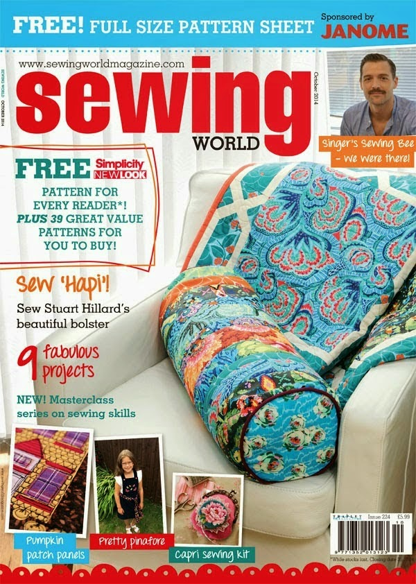 Sewing World October 2014