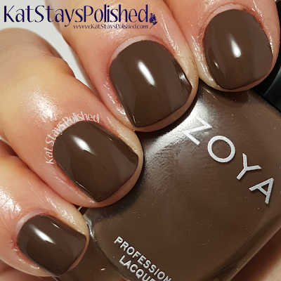 Zoya Focus Collection - Desiree | Kat Stays Polished