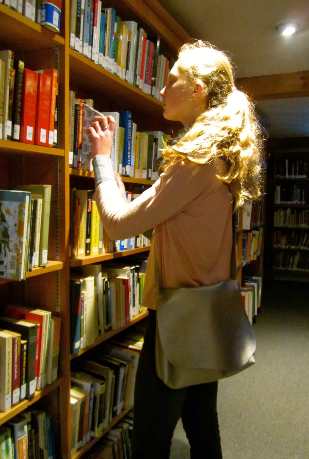 Theres Nothing Like Library On Rainy >> Petite Maison Of Fashion Reference
