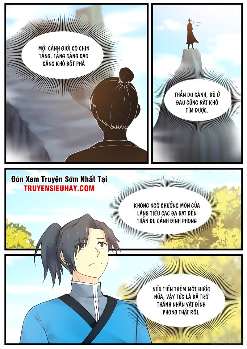Võ Luyện Đỉnh Phong chap 34 - Trang 12