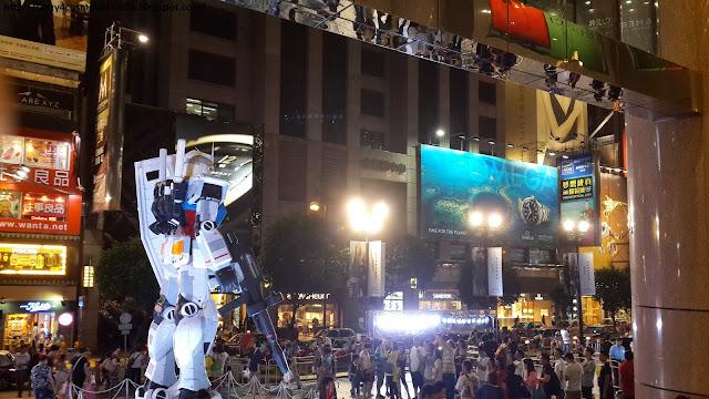 Times square hongkong