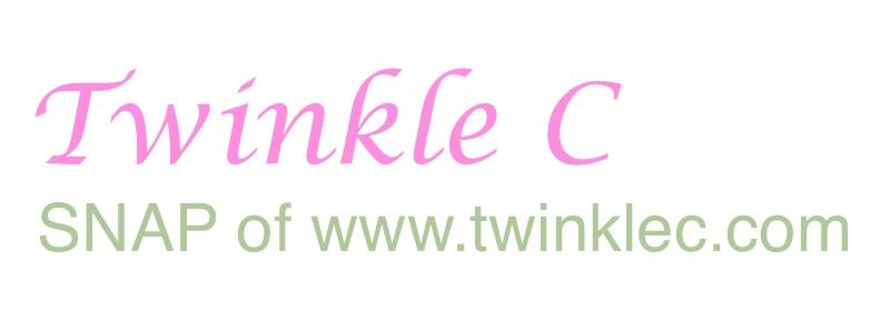 Twinkle C - Snap Magazine