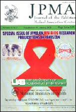 Journal Of Pakistan Medical Association