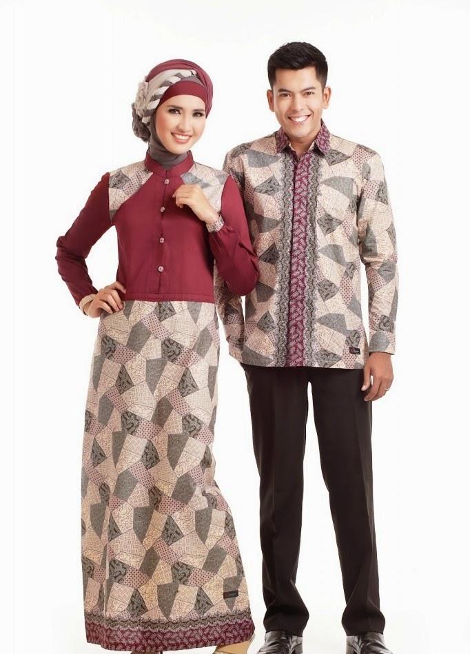 batik pasangan terbaru