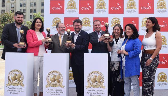 Chile se mantiene como el mejor destino de turismo aventura del mundo