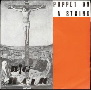 Big Hair - Puppet on a String / Lies (1980)