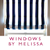 Sponsor Sunday: A Giveaway from Windows by Melissa~