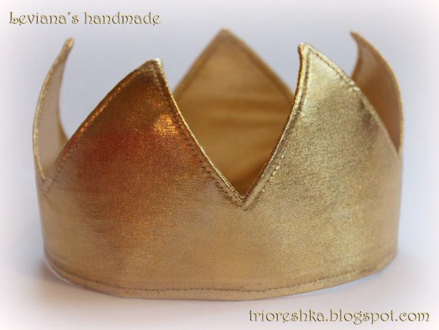 Как сделать костюм короля своими руками