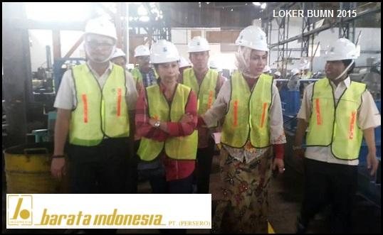 LOKER BUMN BARATA INDONESIA