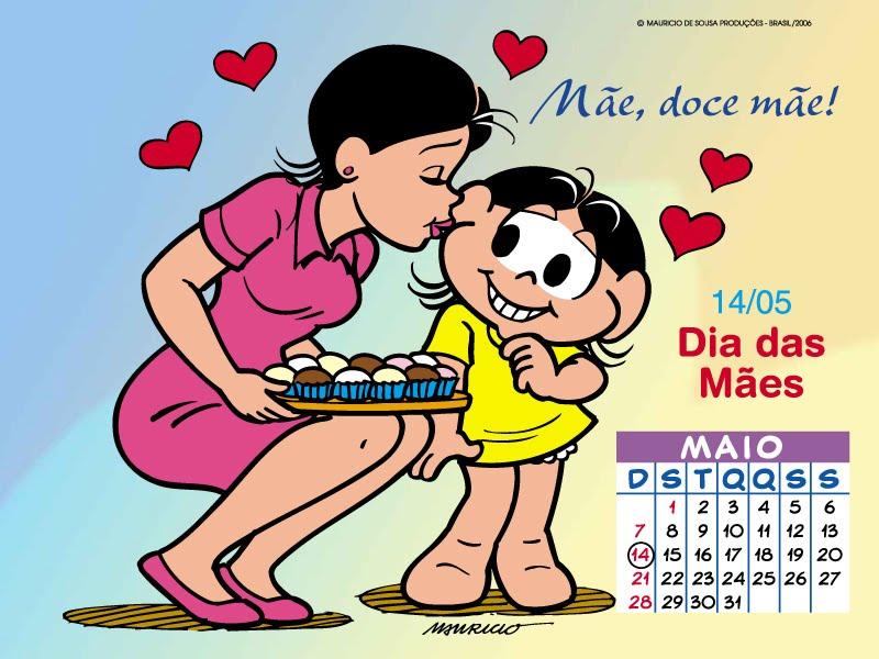 Painel Dia Das M  Es   Turma Da M  Nica