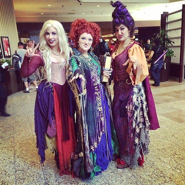 costume sorciere hocus pocus