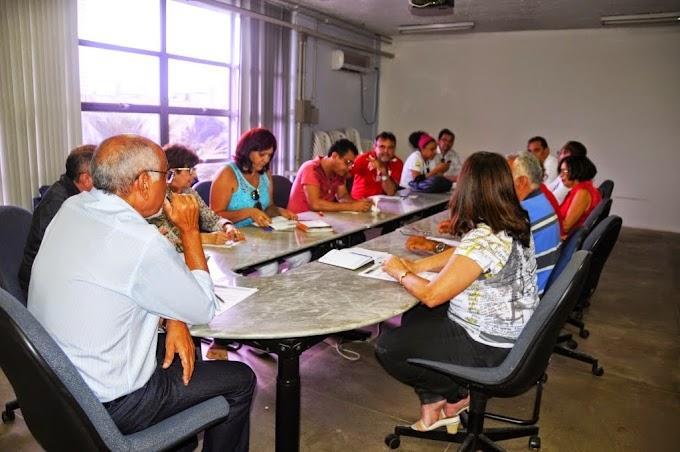 Educação aberta ao diálogo: Secretário Francisco das Chagas tem primeira reunião com o SINTE-RN