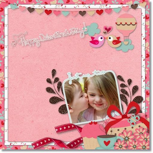 DSB  Happy Valentine's Day!