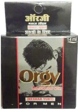 Buy Orgy Massage Oil