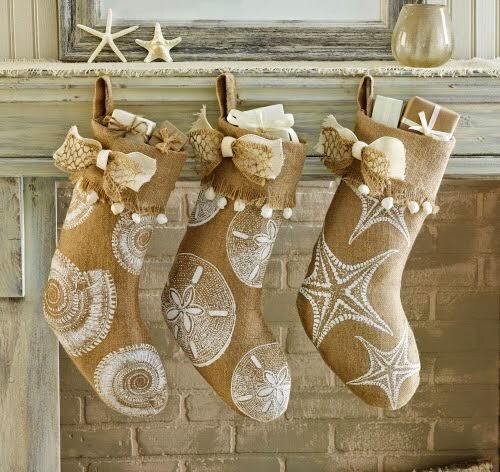 Seashell Christmas