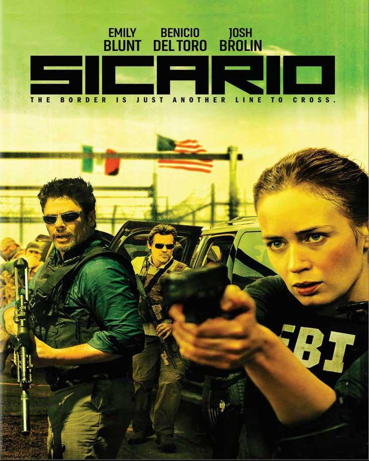 Sicario: Terra de Ninguém Torrent - Blu-ray Rip 4K Dual Áudio (2015)