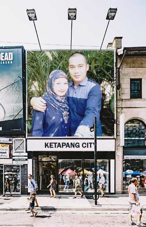 Kakanda Redi; Ketapang City