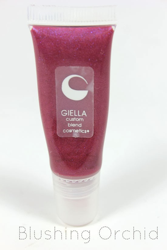 Blushing Orchid, perfect Orchid lipcolor