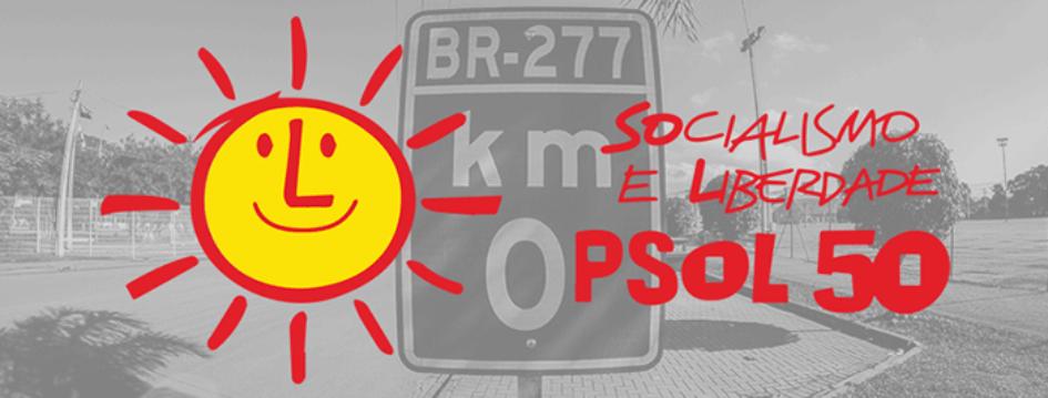 PSOL Paranaguá