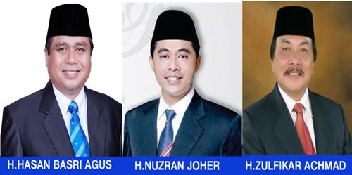 Ternyata Nuzran Joher Ikut dilantik SBY sebagai Pengurus DPP Demokrat