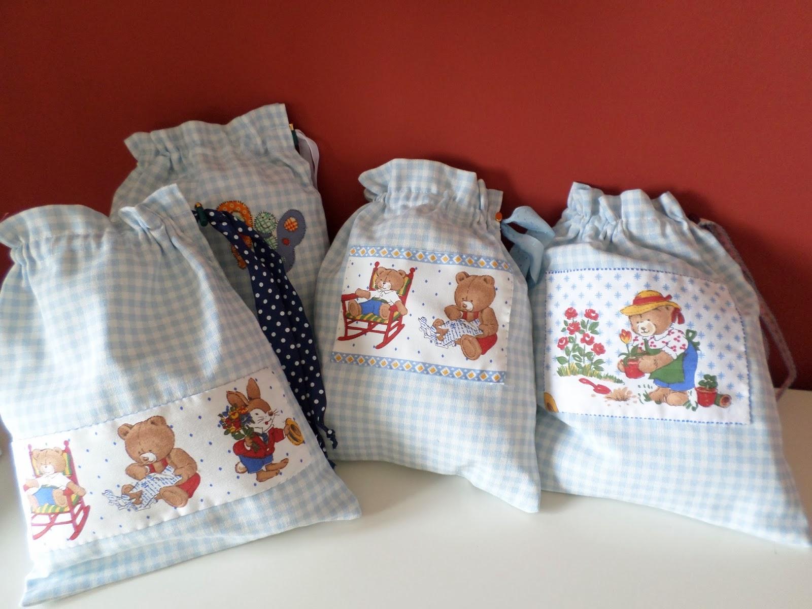 El blog de nora bolsa ropa bebe for Bolsas para ropa