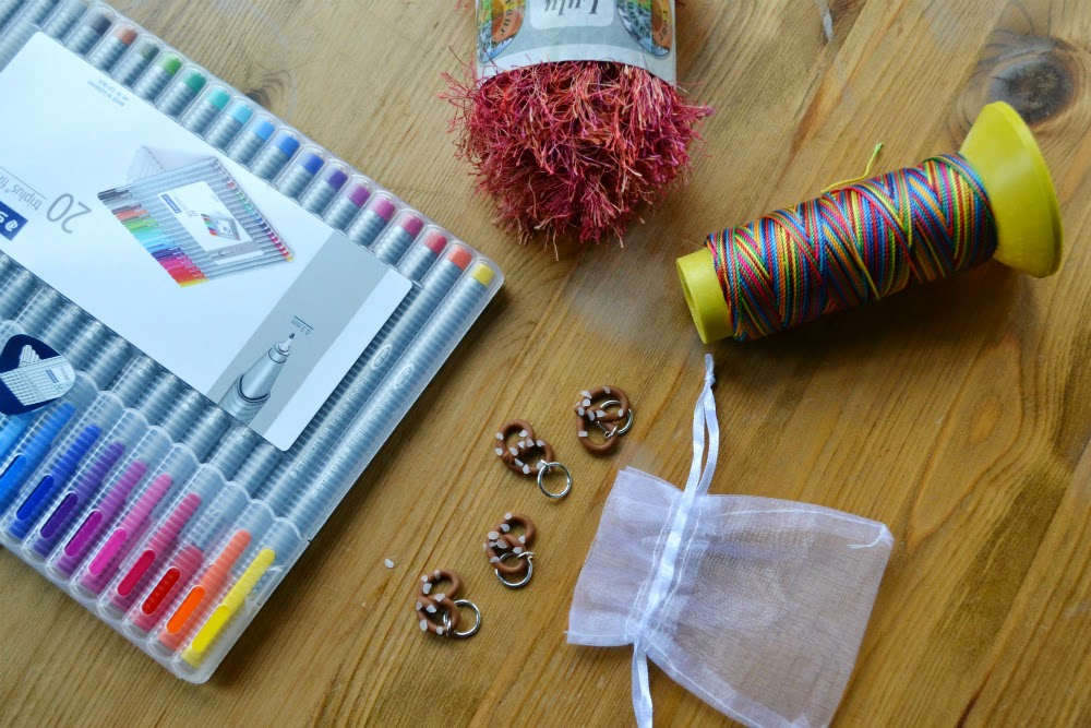 Crafting bits and bobs
