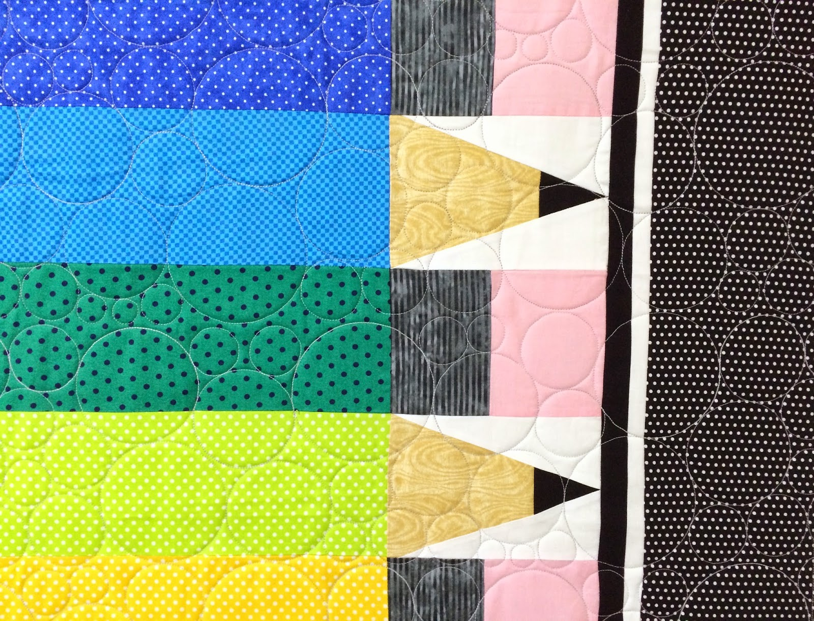 Beverly Linsley's Pencil Quilt