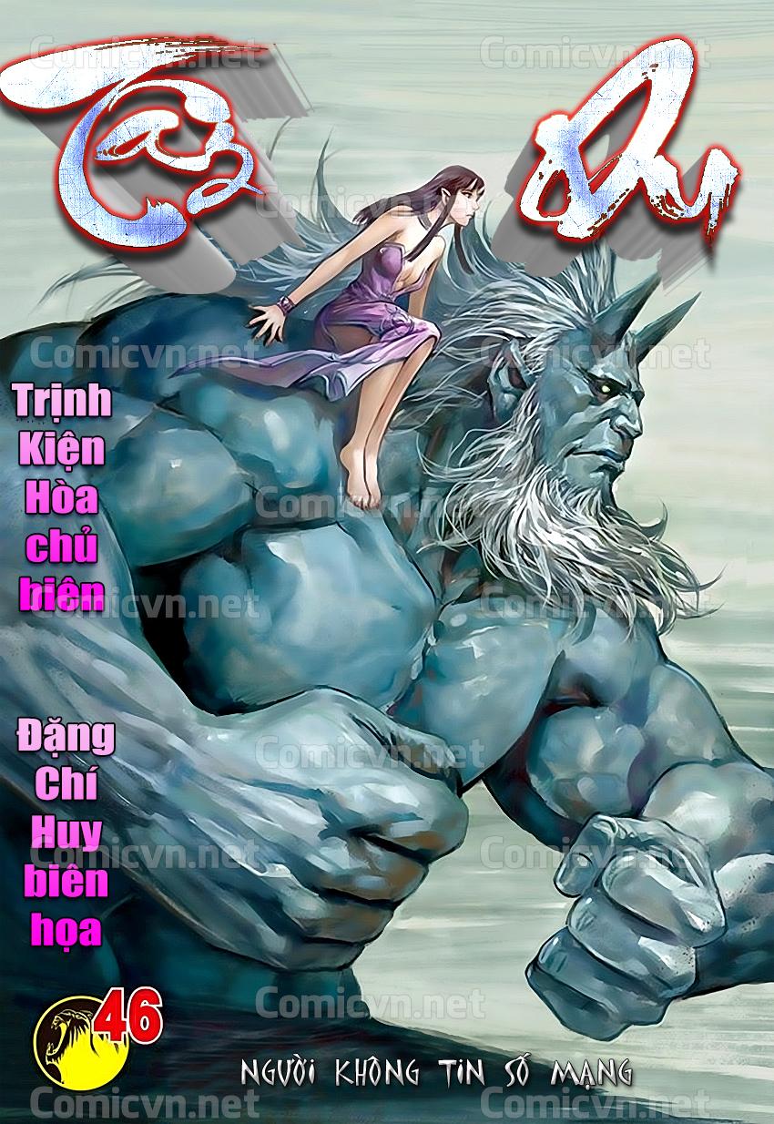 Tây Du Chapter 45 - Hamtruyen.vn