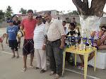 A prefeitura de Caaporã ajudando em todos Eventos