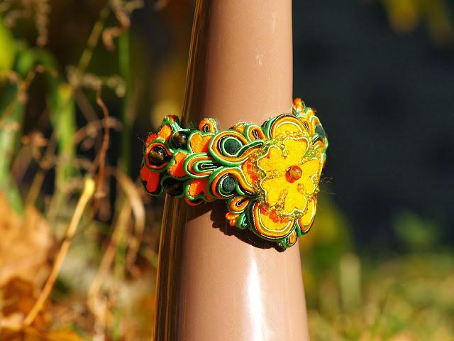 Sutasz Agama / Soutache Jewellery