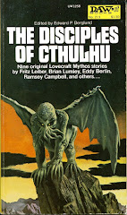 'The Disciples of Cthulhu' Edited by Edward P. Berglund