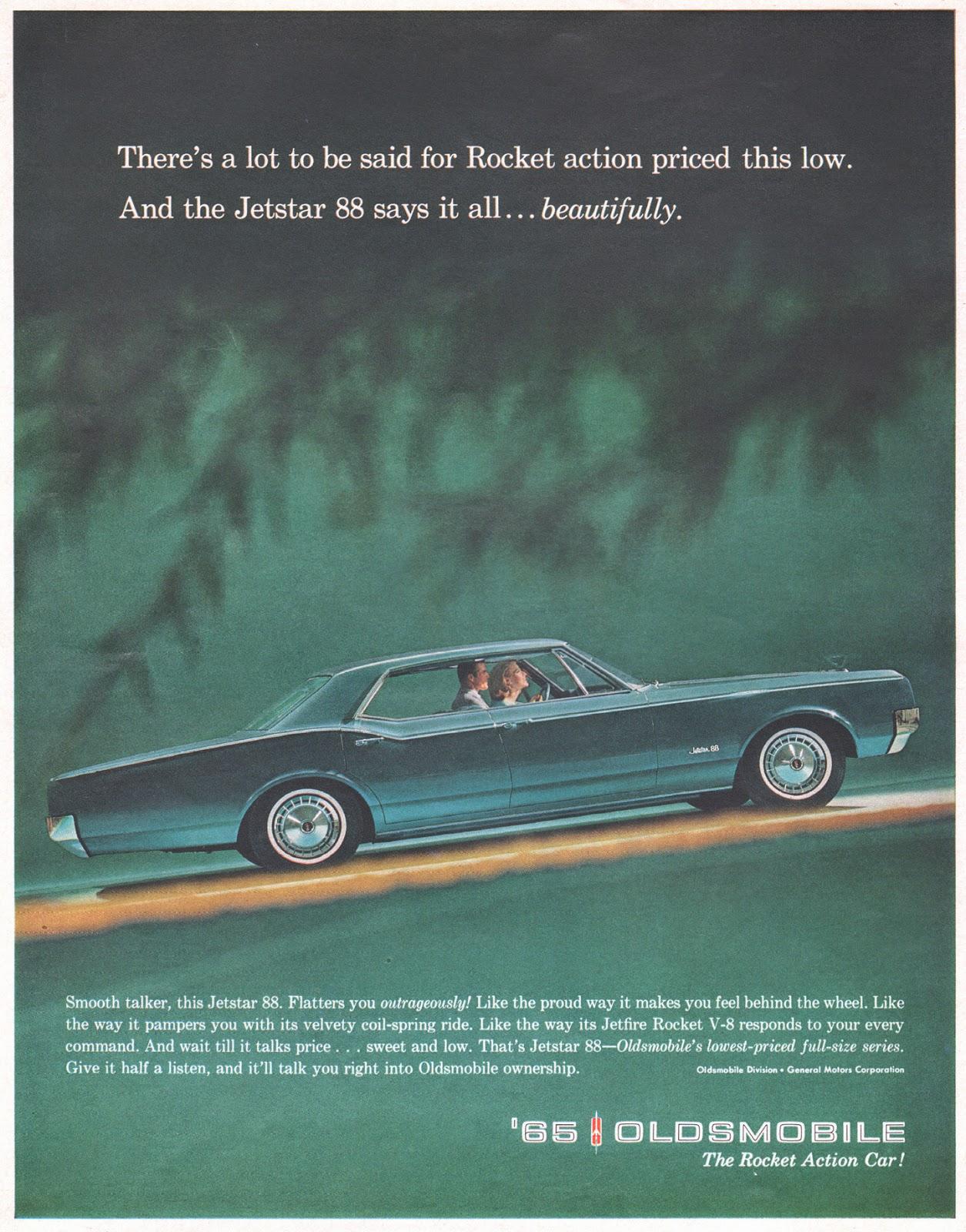 1965 Oldsmobile Jetstar 88