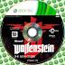 Label Walfenstein The New Order Disc 3 Xbox 360