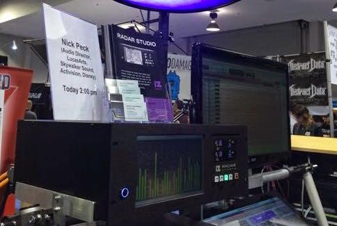 iZ Radar Studio image