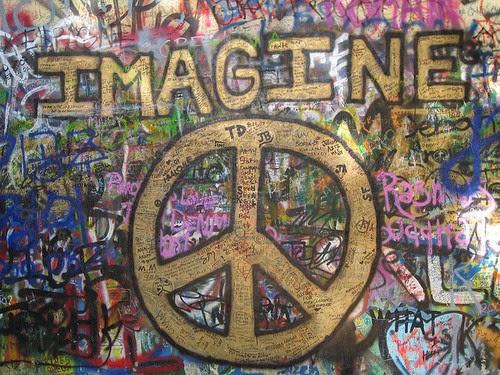 imagine the peace