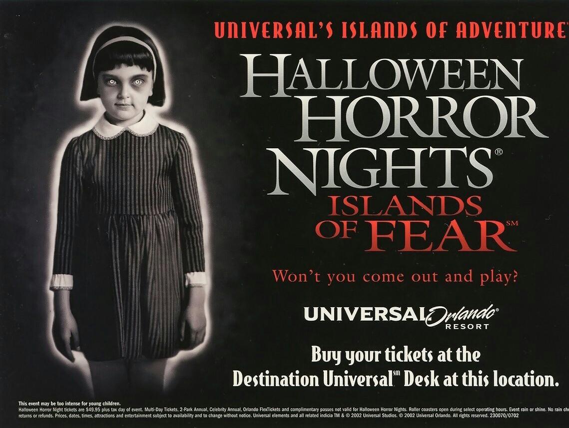 Universal Studios bet at home aplikacja mobilna Hollywood Halloween Horror Nights 2015
