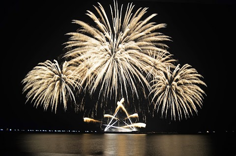 The 5th Philippine International Pyromusical Competition – Spain vs UK