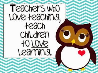 Teachers Who Love Teaching Owl
