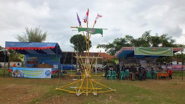 Pionering Tihang Bendera