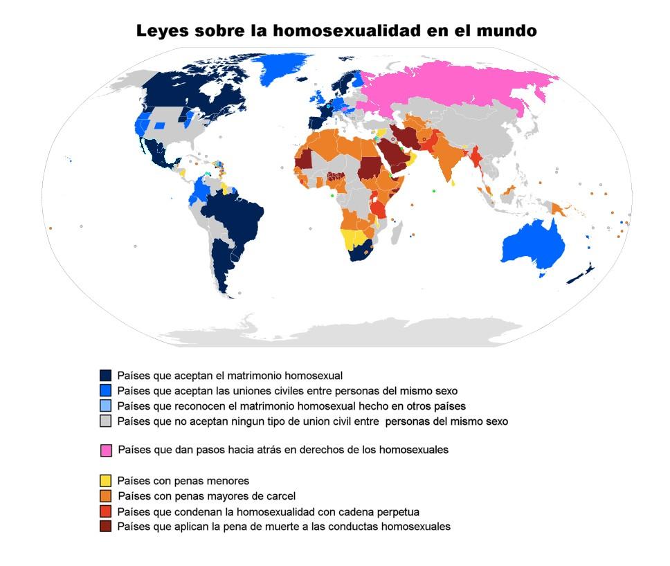 Las leyes de homosexuales en Dubai