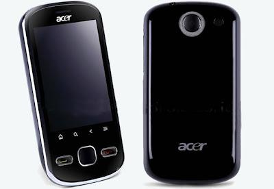 Acer beTouch E 140