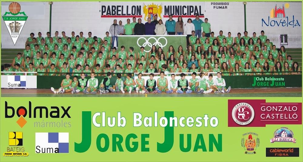 CLUB BALONCESTO JORGE JUAN