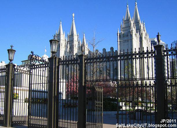 Episcopal Church Downtown Salt Lake City