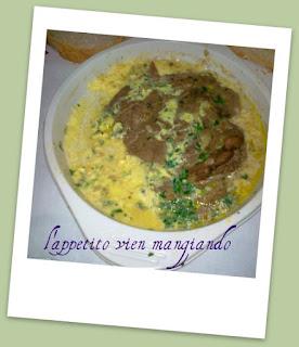 PICCATA DI VITELLO ALL'UOVO AL MICROONDE Foto+della+mia+cucina+670