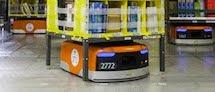I robot lavoratori di Amazon