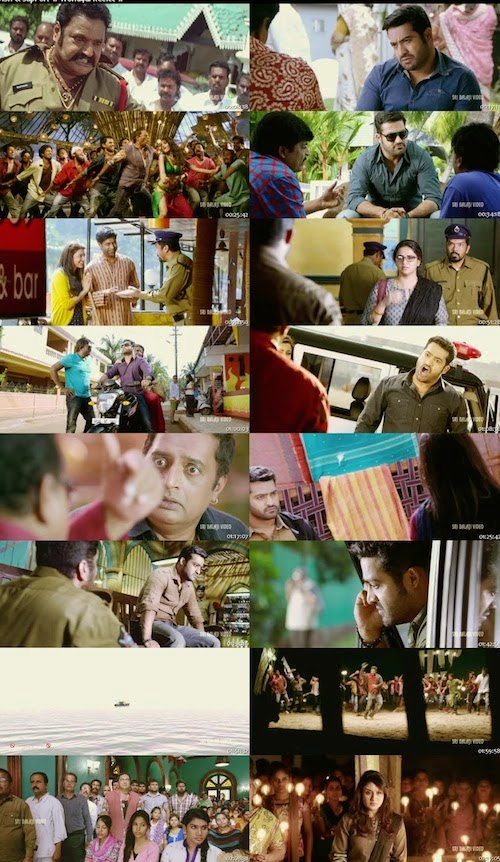 Temper (2015) Telugu DVDRip 700mb Esub