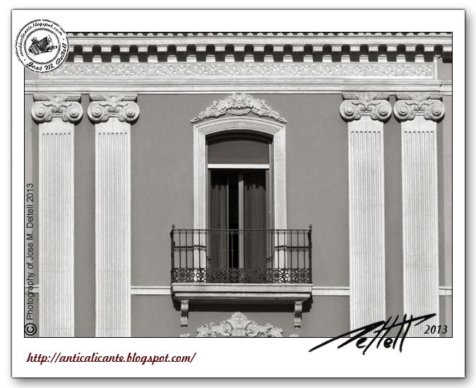 Ant c detalles de una ciudad hotel amerigo alicante 2013 for Hotel diseno alicante